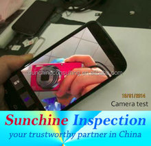 mobile phone quality inspection service in China/production inspection/Third party inspection service in China