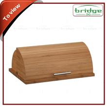 kitchen bamboo bread bin