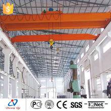 warehouse used cheap price 5 ton single girder overhead crane for sale