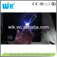 wik factory NEW fancy led light usb charger sync cable for all mobile phone