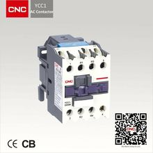 Newest Designed YCC1(LCD1/CJX2) 380V AC 3tf contactor