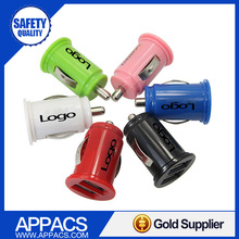 Mobile phone use convenient 5V 2.1A oem car charger adapter universal