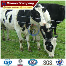 SGS/BV/ISO approved high tensile cattle fence(china anping factory)