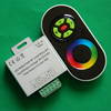 RF Wireless RGB Led Touch Dimmer Controller with RF Remote Control DC12/24V for RGB led Flexible strip