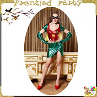 Most popular Adult women Robin sexy cosplay costume FGWC-0022