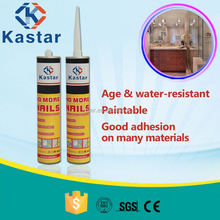 Kastar new product Wallboard Engineering nail liquid sealant with ISO14001 approved