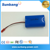 high quanlity rechargeable 2000mah ~ 30Ah li-ion battery 7.4v from factory