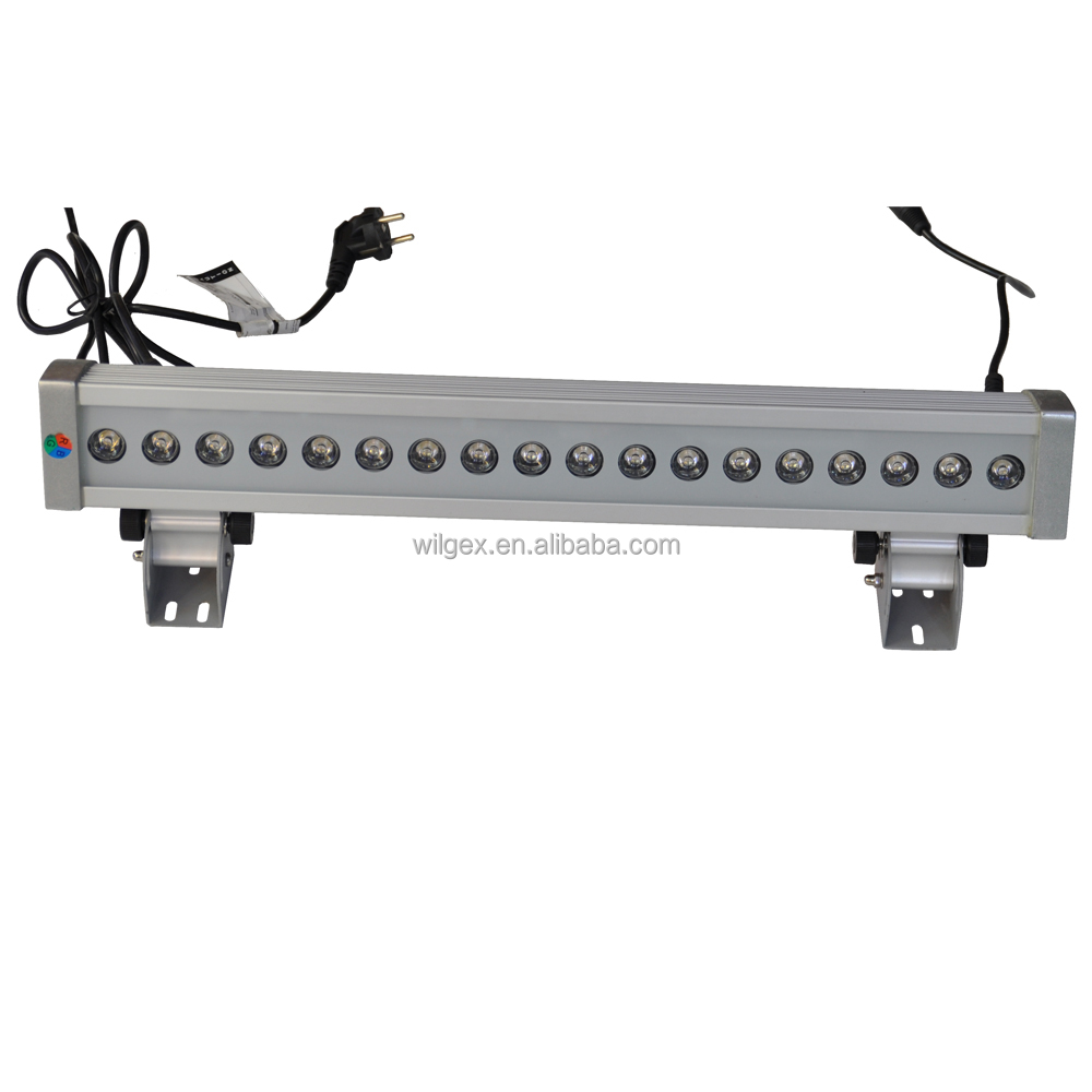 Wireless Control Ip65 Led Wall Washer Outdoor Landscape