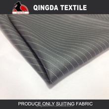 W1356 High quality competitive price stripe fabric satin