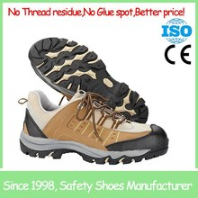 Safety steel shoes mining boots steel toe safety shoes for work