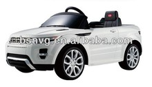 Licenced Land Rover Kids Self Driving Car