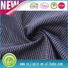 China name brand super high quality stripe design men garments fusible interlining tencel fabric