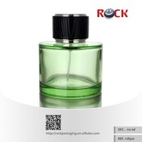98ml beautiful glass bottle for perfume