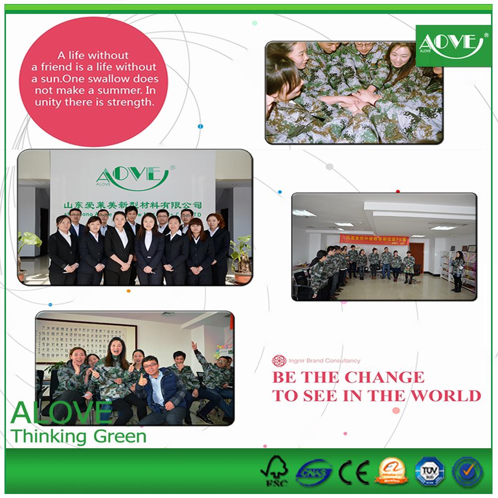 2015 뜨거운 새로운 제품 안티- 슬립 wpc PVC 공동- 압출 외부 바닥 디자인- 판매를위한 1