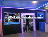 5D Cinema/Theater at Xingguang TV&Film Park