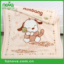 Quality-Assured Eco-Friendly Knitted Blanket Baby Sheet