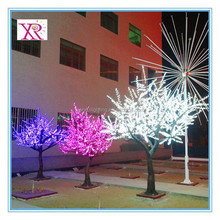 2015 Wholesale Various Sizes Colorful Christmas Tree Led Outdoor Artificial Led Christmas Tree