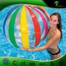 Promotional Waterproof Inflatable Beach Ball