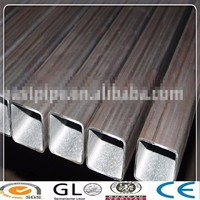 Solid Pipe Cold Rolled Square Steel Pipe