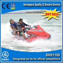 Competitive SHS1100 4 bore&4stroke Marine Jet Ski for sale with CE&DNV Certificate guangzhou fairing