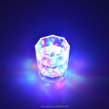 Colorful LED Light Dice Cup Cool Party Club Bar KTV Entertainment Rechargeable Flashing Luminous