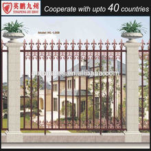2015 New Products Easily Assemble Aluminium Fences from China