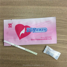 Accurate One Step Pregnancy Test Strip Medical Device