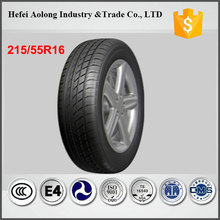 china car tyre new with best rubber, 215/55R16 cheap car tires