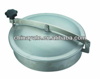 Beer Fitting------Sanitary Stainless steel Manhole Cover,sanitary manway cover