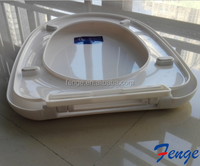 FG320PP plastic toilet seat cover mold easy fix for export