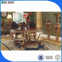 D-8005 good quality wooden small square z chairs dining table set