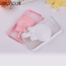 cute girl ice cream mobile phone case for iphone5/5s/4/4s