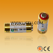 high quality promotation price alkaline battery 23A 12V for remote/alarm/camera