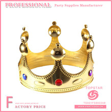 Wholesale Golden and Silver Prince Crown For Party