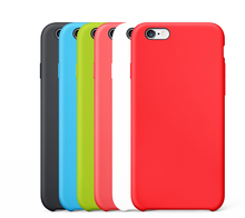 for silicone iPhone 6s case for iphone 6s