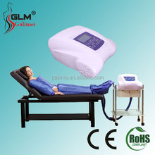 Far infrared/pressotherapy/EMS 3 in 1 pressotherapy machine used/infrared pressotherapy equipment for fat reduction