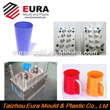 Hot sale high quality plastic injection cup mold used for household requirement
