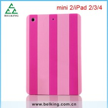 Gel Silicone Rubber Case For iPad Mini, Slim Soft Cover Case For iPad Mini Colorful Case