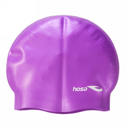 Professional silicone ear swim cap