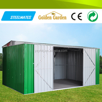 2015 best selling outdoor modern steel prefab house