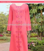 Red Arabian Style Dresses,Pakistani New Style Dressess