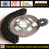 Roller Chain Idler Sprocket Custom Motorcycle Accessories In Motorcycle Transmissions