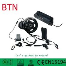 bafang bbs01 36v 350w 8fun mid motor kit with 36V10.4Ah down tube battery