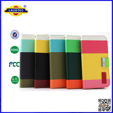 Colorful Leather Stand Cover for Galaxy S5,PU Wallet Pouch Flip Case Cover for Samsung Galaxy S5 Laudtec