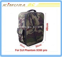 Fashion DJI camouflage bag for DJI Phantom 2 Vision+ FC40 X350 pro RC drone Quadcopter FPV Drop toy gift