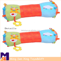 high quality newly design new born organic cotton baby toys