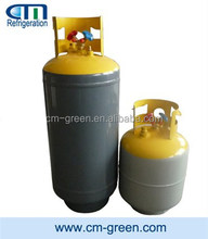 R22 recovery tank refrigerant gas cylinder