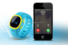 Hot new products for 2015 anti- lost child watch,gps smart watch for ios system