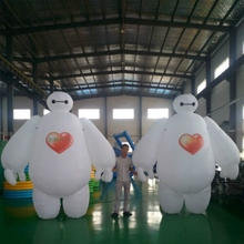 child Inflatable cartoon toy/ kid Infatable toy/ kids cartoon toys/