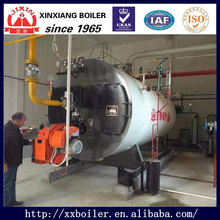 wns series Latest technology gas steam generator boilers from henan of china supplier